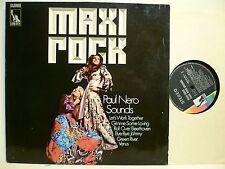 LP, Paul Nero Sounds, Maxi Rock, Klaus Doldinger, Liberty, Bestzustand, Mint- !