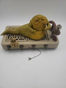 1983 Kenner Star Wars Jabba the Hut Playset Complete.