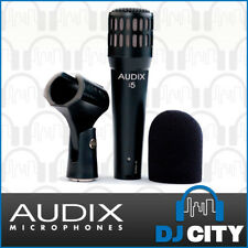 Audix i5 Dynamic Instrument Microphone Drums / Guitar / Woodwind / Vocal Mic