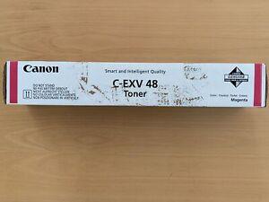 Neu Canon C-EXV 48 Toner magenta B