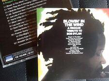 Bob Dylan blowin 'in the Wind A Le Reggae Tribute To Bob Dylan CD RAR