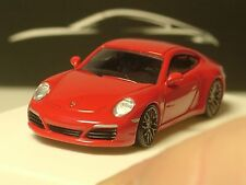 Spark Porsche 911 Carrera S Indio red, Dealer Modelo - 1/87