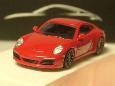 Spark Porsche 911 carrera s lenguas indias red, traficantes Model - 1/87