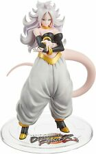 DRAGON BALL GALS PVC STATUE ANDROID 21 TRANSFORMED VER. 21 CM