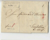 Xb103/ Vorphilabrief o Lengenfeld 1840