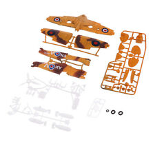 MagiDeal 1:48 WWII Spitfire Interceptor Fighter Helicopter Assemble Kit Toy