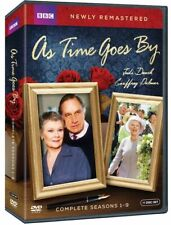 As Time Goes By - Complete Original Series Remastered (Dvd, 2017, 11-Disc Set)