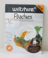 Wiltshire poachies - 20 egg poaching bags per packet