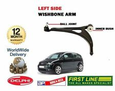 FOR AUDI A2 1.4 1.6 FSi 2000-2002 NEW LEFT LH SIDE FRONT SUSPENSION WISHBONE ARM