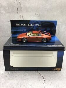 Minichamps 1/43 Lotus Esprit Turbo - James Bond 007 - For Your Eyes Only - MIB