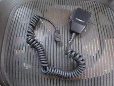 MACOM HARRIS M/A-COM M7200 M7300 Mobile Microphone RADIO MC101616-040 MIC