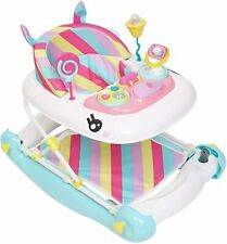 New MyChild 2 in 1 walker rocker in Unicorn from 6 months with Lights & sounds
