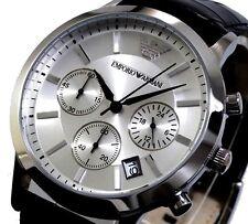 New Men's Emporio Armani AR2436 Watch Tags Warranty Box RRP $549