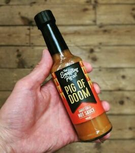 Snaffling Pig Ghost Chilli Hot Sauce 140ml x 3 - BBE - 30/11/2020