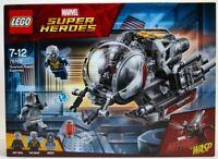 Lego Marvel - Quantum Realm Explorers - 76109 - Retired Brand New Sealed-RARE