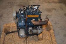 Kubota Z430 Motor