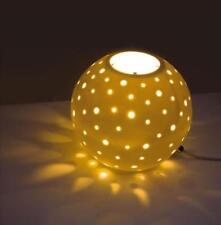 Moderne Innenraum-Lampen aus Keramik mit Kugel-Form