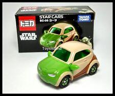 TOMICA STARWARS SC-05 YODA TOMY STAR CARS NEW STAR WARS