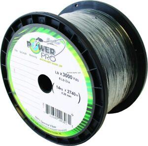 Power Pro 21100403000E Spectra Braided Fishing Line 40lb 3000yd Green