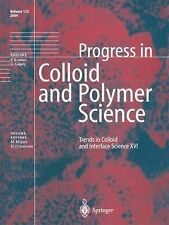 Trends in Colloid and Interface Science XVI 123 (2013, Paperback)