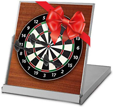 New listing Mini Magnetic Desktop Dart Board with 3 Magnetic Novelty Fun Office Desk Toys