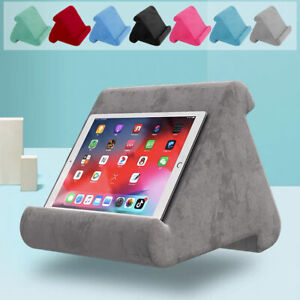 2021 Multi-Soft Pillow Lap Stand For IPad Tablet Cushion Phone Laptop Holder UK