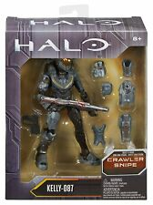 """Halo Kelly-087 6"""" Inch Action Figure DYG70 Crawler Snipe"""