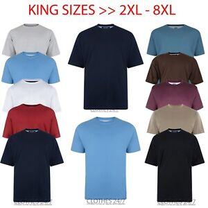Kam Extra Long T-Shirt Big & Tall Plus Size Dress Nightshirt 2 3 4 5 6 7 8XL