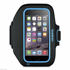 Black Mobile Phone Armbands for Apple iPhone 7 Plus