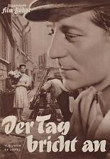 TAG BRICHT AN (IFB 3046) - JEAN GABIN / ARLETTY / JULES BERRY