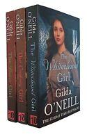 Gilda O'Neill 3 Books Family Saga London Cockney Whitechapel Flower Girl New