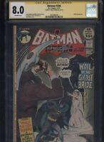 Batman #236 CGC 8.0 SS Neal Adams 1971