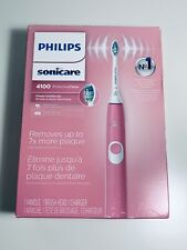 Philips Sonicare ProtectiveClean 4100 Rechargeable Electric Toothbrush Pink