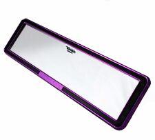 Rear View Mirror Universal Clip On Design Pink Purple VIP Carmate Free Shipping!