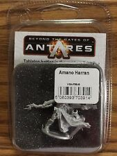 Beyond The Gates Of Antares: Freeborn Amano Harran, Mercenary Captain