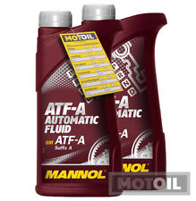 1 Liter Mannol Atf-a Getriebeöl Allison Caterpillar GM