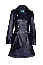 Knee Length Casual Double Breasted Coats & Jackets for Women
