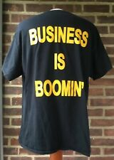 Antonio Brown Business Is Boomin' T-Shirt Size XL