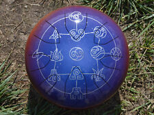 AM Drum - your personal design ALL SCALES - steel tongue drum hank tank handpan