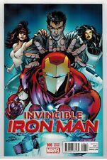 INVINCIBLE IRON MAN #6 NEAL ADAMS VARIANT COVER - MARVEL COMICS - 1/15