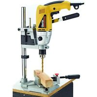 Clarke CDS3 Drill Stand With Vice Drilling Depth to 60mm Column Height 500mm
