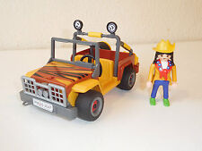 jeep safari in playmobil ebay. Black Bedroom Furniture Sets. Home Design Ideas
