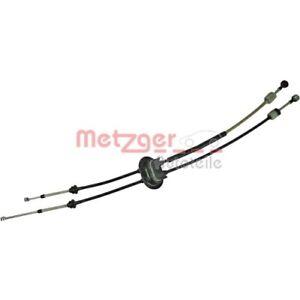 1 Tirette à câble, boîte de vitesse manuelle METZGER 3150058 convient à CITROËN
