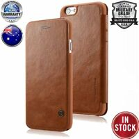 Ultra Thin Flip Leather Wallet Case Cover Card Slot For Phone 7/6s/6 Plus/SE/5s