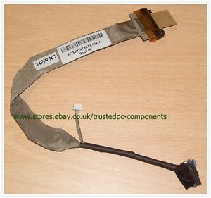 HP Pavilion DV6000 Laptop LCD Video Screen Cable DDAT8ALC004, DD0AT6LC000