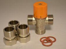 """Thermomischer 1"""" 3-Wege für Solar, Therme, Heizung, Heizungsbau, Installation"""
