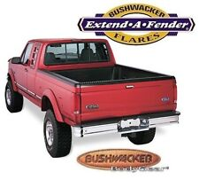 Bushwacker 20904-11 Front & Rear Extend-A-Fender Flares for 92-97 F150/250/350
