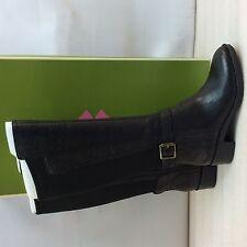 Women's Naturalizer Mint Riding Boots, Black,  7 M