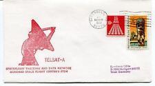 1972 Telsat-A Spaceflight Center'STDN U.S. Greenblt West Germany U.S. AIR MAIL