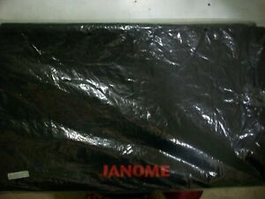 Janome Sewing Machine Cover for Memory Craft Horizon, etc.